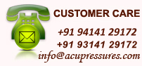 Acupressure Points in India