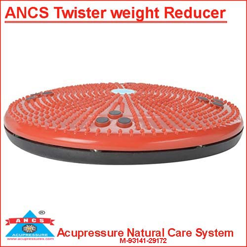 Acupressure Twister Body Weight Reducer-DISC