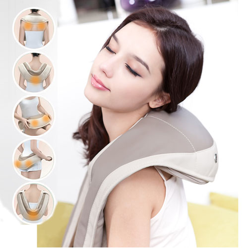 Neck & Shoulder Massager Belt
