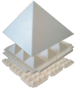Pyramid Set - White-Economy-6