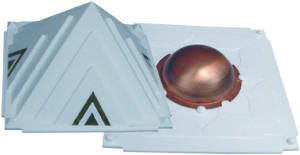 Pyramid Wish Box (Reiki)