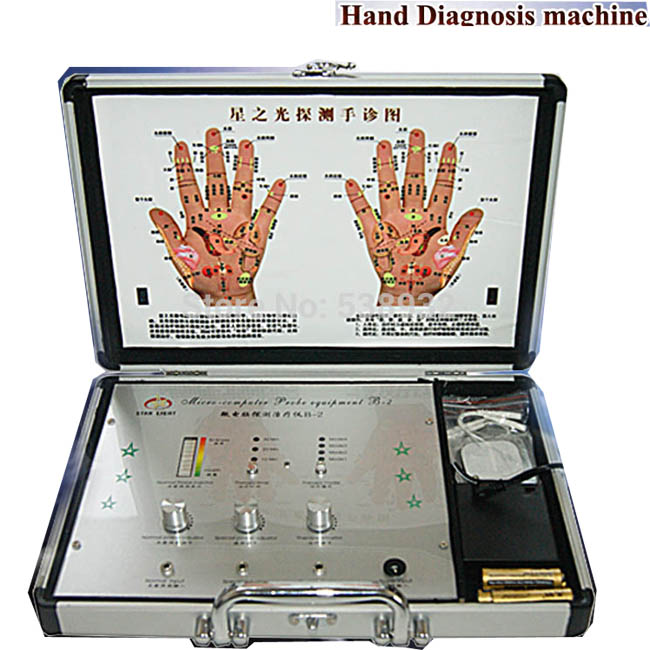 Acupuncture/Acupressure Hand Diagnosis Software  - 1118
